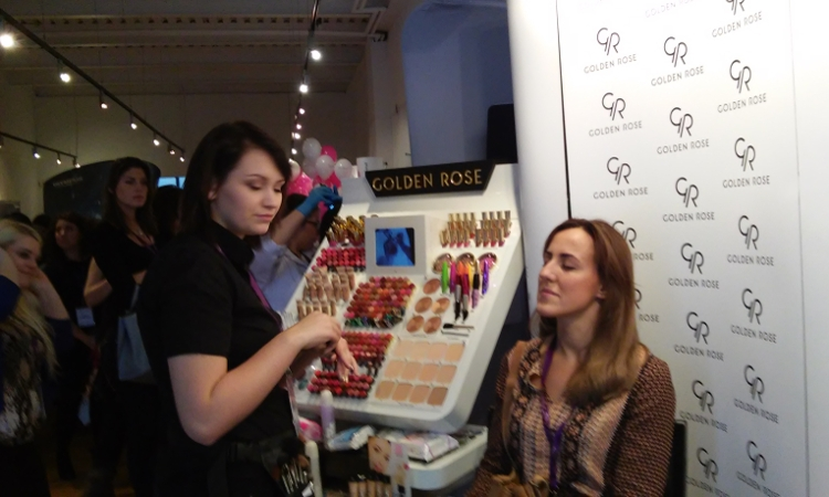 Marka Golden Rose na Meet Beauty Conference