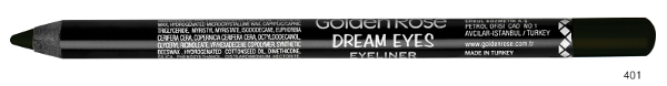 Golden Rose - Kredka Dream Eyes Eyeliner nr 401