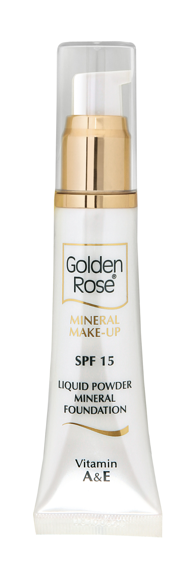 Golden Rose- Podkład Liquid Powder Mineral Foundation nr 03