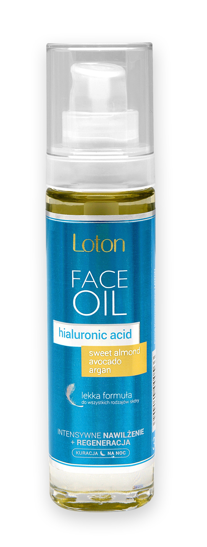 Loton - Face Oil Hialuronic Acid